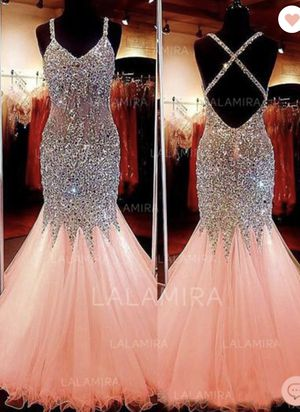Coral Prom Dress for Sale in Garfield Heights, OH