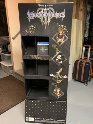 Kingdom Hearts 3 Collectible for Sale in Bolingbrook, IL