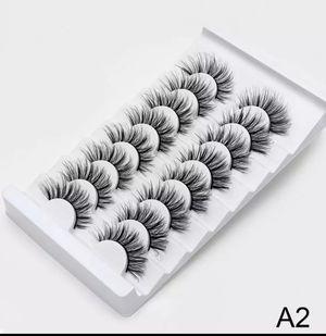 16 pack false eyelashes for Sale in New York, NY