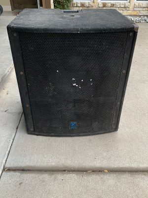 Yorkville Sub, Super Loud! for Sale in Fort Worth, TX