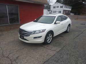 11HONDA ACCORD CROSSOVER EXL MOONROOF LEATHER NAVIGATION BADCREDITOK 1000DOWN 69WEEK EVERYONE'S APPROVED for Sale in Haverhill, MA