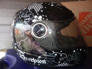 Scorpion helmet Exellent condition for Sale in Nashville, TN