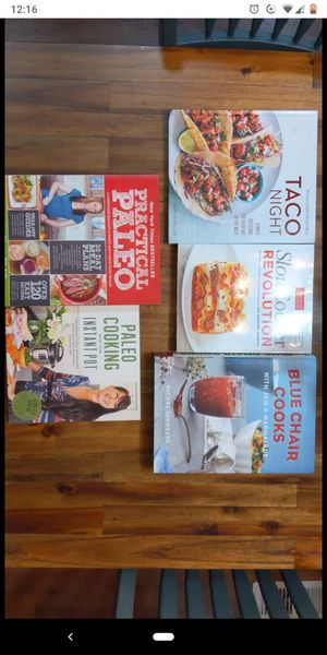 Cookbooks for Sale in Camano, WA