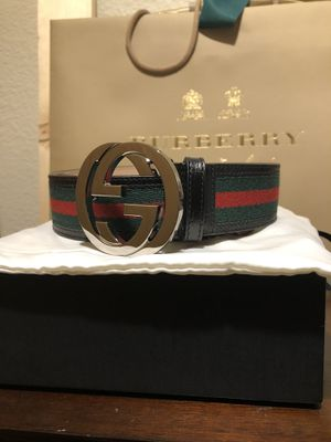 Gucci Belt for Sale in Kent, WA