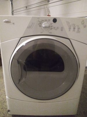 Duet, Whirlpool Gas Dryer for Sale in Lake Elsinore, CA