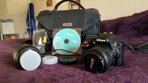 Nikon Camera D3300 for Sale in Las Vegas, NV