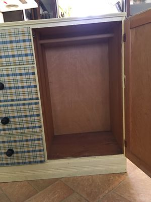 Child dresser for Sale in Missoula, MT