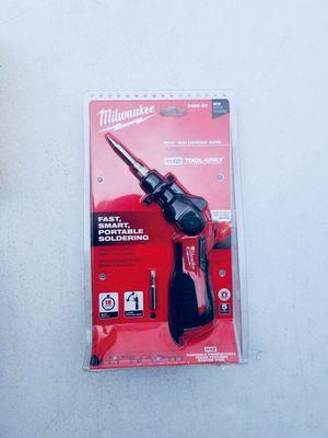 M12 Milwaukee smart soldering iron for Sale in Fullerton, CA