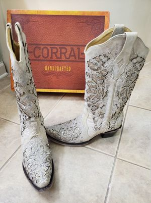 Gorgeous Corral cowboy boots for Sale in Memphis, TN