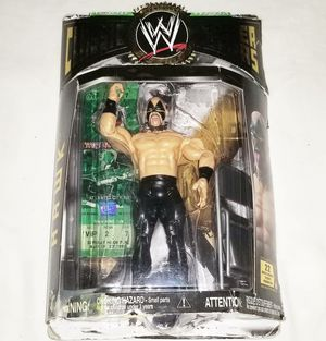 WWE Classic Superstars Collector Series 9 - Road Warrior Hawk for Sale in Hayward, CA