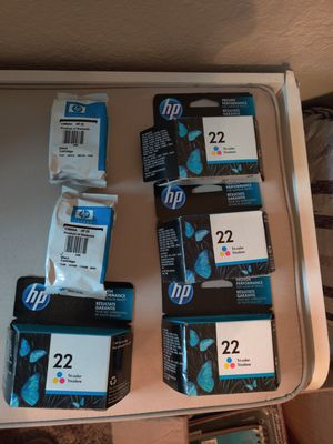 HP Printer Ink for Sale in Riverside, CA