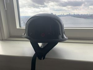 HCI Motorcycle Half Helmet (size Large) for Sale in New York, NY