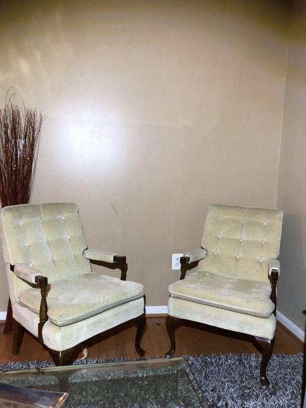 2 chairs $70 for both
