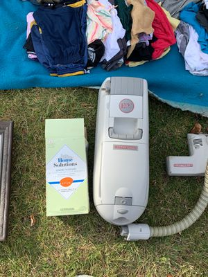 Electrolux vacuum for Sale in Clovis, CA