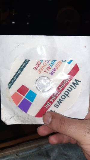 Windows 10 installer dvd for Sale in Swanton, OH