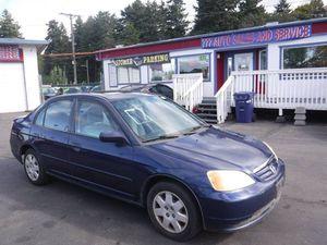 2002 Honda Civic for Sale in Tacoma, WA