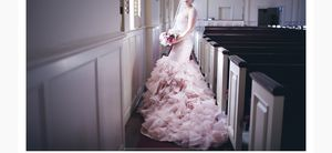 Blush wedding gown for Sale in IL, US