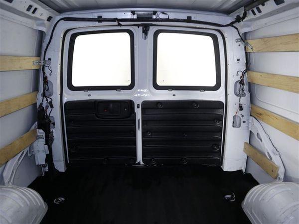 2018 GMC Savana Cargo SWB