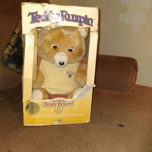 Teddy RUXPIN for Sale in Evansville, IN