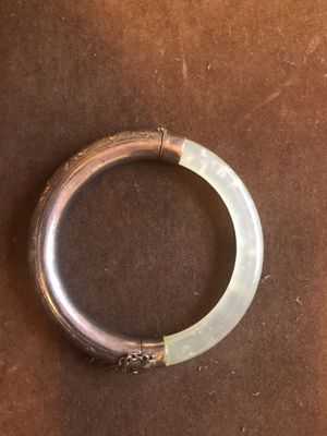 100% Authentic jade Chinese bangle for Sale in Los Angeles, CA