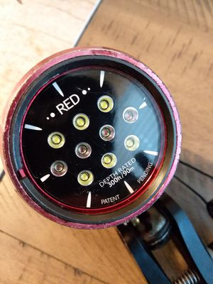 Light & Motion Sola 1200 Photo Underwater Focus & Video Light for Sale in San Diego, CA