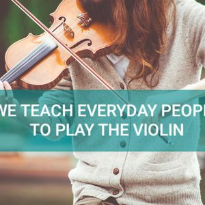 Learn How To Play The Violin for Sale in Norcross, GA