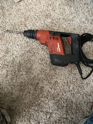 Hilton TE 5 roto hammer drill for Sale in Livermore, CA