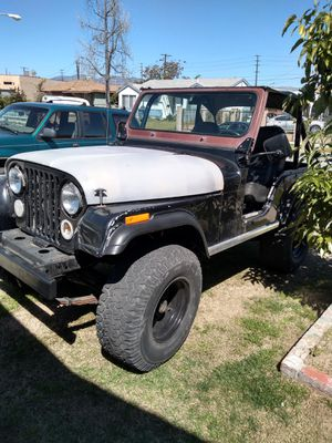 1972jeep cj5 for Sale in Los Angeles, CA