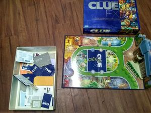 Clue (like new) board game for Sale in Bronx, NY