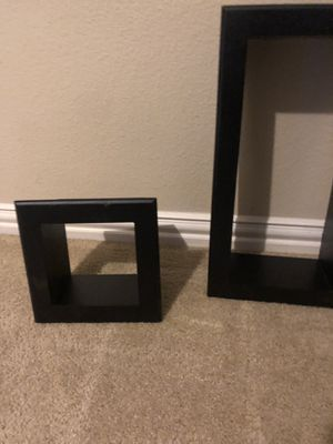 Black wall shelves for Sale in Justin, TX
