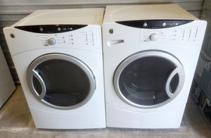 GE FRONT LOAD WASHER AND DRYER for Sale in Vancouver, WA