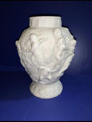 Angels White Ceramic Vase for Sale in West Valley City, UT
