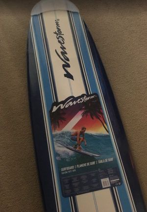 8FT Wavestorm SURFBOARD.🏄🏼‍♂️BRAND NEW for Sale in Irvine, CA