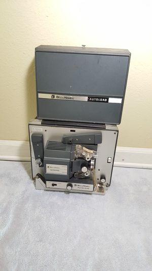 Bell & Howell AutoLoad Projector (UNTESTED) for Sale in Riverview, FL