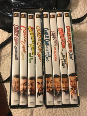 Charlie Chan DVD Set Volumes 1-2 $10 for Sale in Honolulu, HI