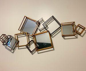 Mirror wall decor for Sale in West Jordan, UT