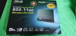 Asus rt-ac56 u router 5g wifi for Sale in Keizer, OR
