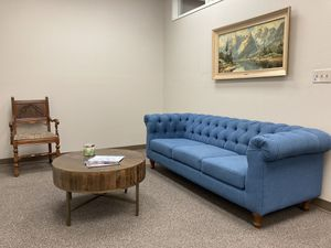 Classic Chesterfield Sofa for Sale in Fresno, CA