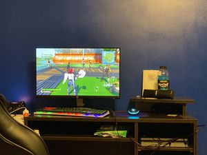 Black Gaming Desk for Sale in Orcutt, CA
