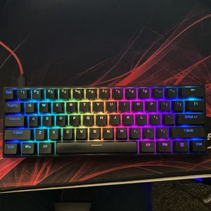 Anne Pro 2 Gateron Red for Sale in Sandy, UT