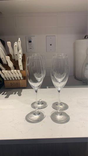 Champagne Glass Set for Sale in Miami, FL