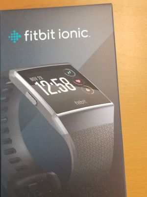 NEW Fitbit Ionic Smartwatch Small/Large for Sale in Pompano Beach, FL