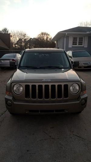 2007 Jeep patriot 144k $4800 for Sale in Atlanta, GA