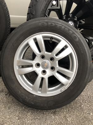Chevy 15 inch sonic for Sale in Brandon, FL