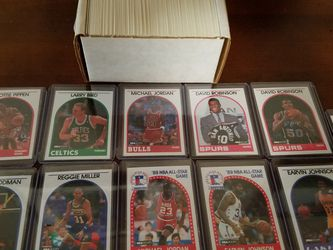 1989 NBA Hoops Basketball Full Set for Sale in Milwaukie,  OR