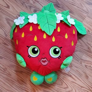New Shopkins Strawberry Kiss Pillow for Sale in Sherwood, OR