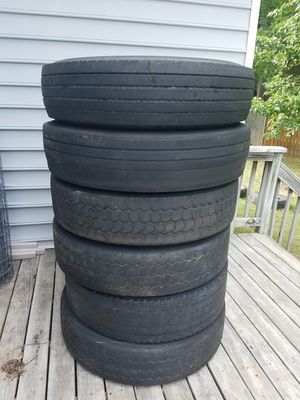 Large truck exercise workout tires CLEAN for Sale in Apex, NC