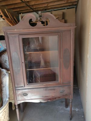 China hutch for Sale in San Diego, CA