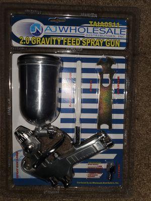 2.0 gravity feed spray gun for Sale in Las Vegas, NV