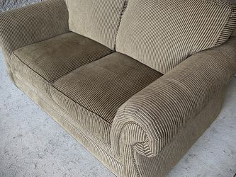Brand NEW Striped Soft Loveseat for Sale in San Diego,  CA